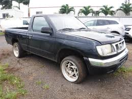 100 1998 Nissan Truck Frontier X For Sale At Copart Kapolei HI Lot 43251008