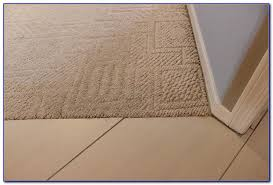 carpet to carpet transition how to transition from tile to carpet