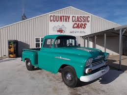 100 1958 Chevy Truck For Sale Chevrolet Apache For ClassicCarscom CC943195