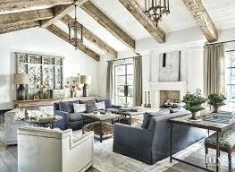 modern rustic living room – moohbe