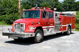100 Freightliner Fire Trucks 2003 EOne 1500750 Pumper Command Apparatus