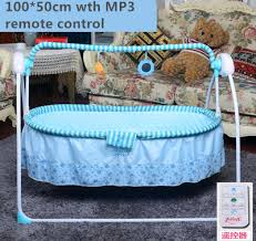 Berceau Real 2018 New Model Primi Auto swing Baby Cradle