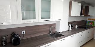 Limpiar Muebles Cocina Blanco Brillo – Ocinel