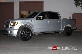 Ford F-150 Wheels | Custom Rim And Tire Packages
