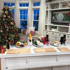Qvc Christmas Trees In July by Chef Tony For Qvc Home Facebook
