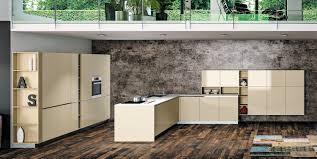 photos de cuisine moderne awesome cuisine beige et bois contemporary design trends 2017