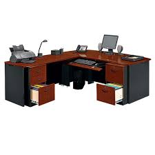 Realspace Magellan L Desk And Hutch Bundle by 30 Best New Desks Images On Pinterest Cherry Honey And Warm