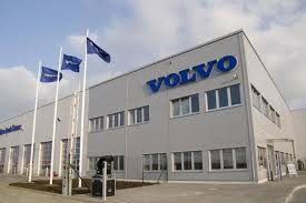 100 Volvo Truck Center New Opens In Czech Republic