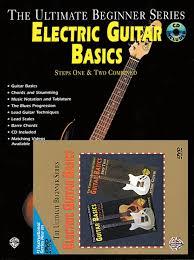 Ultimate Beginner Series Mega Pak Electric Guitar Basics