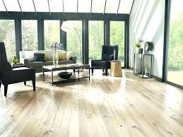Living Room With Wooden Floor Wood Design Light Floors Color