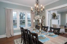 Hgtv Dining Room Decorating Ideas On Winter Color Trends Trending Living Paint Colors 2017