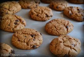 cuisiner sans lait et sans gluten des cookies moelleux sans gluten sans lait sans œuf