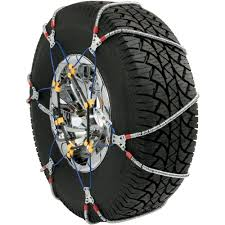 Super Z-8 Chain Truck Snow Tire Chains Set Of 2 | EBay