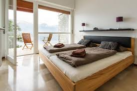lakeside villa with direct lake access boat mooring