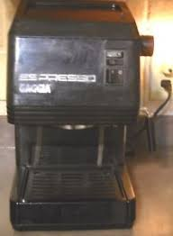 Image Is Loading GAGGIA ESPRESSO MAKER WITH MANUAL AND ALL ACCESSORIES
