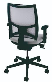 Workpro Commercial Mesh Back Executive Chair Black by Sitland U2013 Al Reyami Interiors
