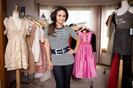 Designer Fashion Add Ons Are Progressively Being Recycled From Old Designs Three Dress