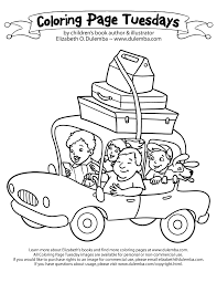 Finish Vacation Printable Coloring Pages For Kids