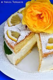patces patisserie käse sahne torte mit zitrone und ohne