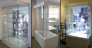 Quality Museum Display Cases Cabinets