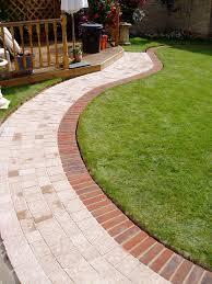 menards landscaping pavers remodel backyard pinterest brick