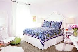 Purple Velvet King Headboard by Girls Bedroom Creative Purple Teen Bedroom Decoration Using
