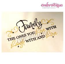 Embroidery Designs :: Family Live With Laugh With Love With Home ... Free Decorative Machine Embroidery Design Pattern Daily Anandas Divine Designs Pinterest The Best For Your Beautiful Products Swak Daisy Kitchen Set Thrghout Cozy And Chic Towels Vintage Sketch Style Kentucky Home Spring Cushion 5x7 6x10 7x12 And 8x8 In The Hoop Machine Downloads Digitizing Services From Cute Letters Marokacom Amazoncom Brother Pe540d 4x4 With 70 Builtin