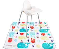 Amazon.com : Minnebaby Extra Large 51'' Baby Splat Mat For Under ... Office Chair Protective Floor Mats For Chairs Unique 50 Decoration Mat Wood And Snap Together J Is For Baby High Protector Clear Plastic Toddler Riviera Side Natulriviera Natural Pink 1st Birthday Kit Kids Party Supplies At Cheap Covers Find Deals On Amazoncom Youngcol Splat Reusable Bumbo Seat Tray Booster Seats Bear Kingdom Disposable Modern Shop Accmor By Accmor