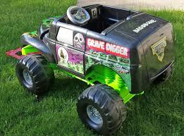 Power Wheels Grave Digger Ride On Monster Jam Truck With Battery ... Grave Digger Truck Wikiwand Hot Wheels Monster Jam Vehicle Quad 12volt Ax90055 Axial 110 Smt10 Electric 4wd Rc 15 Trucks We Wish Were Street Legal Hotcars Ride Along With Performance Video Truck Trend New Bright 18 Scale 4x4 Radio Control Monster Wallpapers Wallpaper Cave Power Softer Spring Upgrade Youtube For 125000 You Can Buy Your Kid A Miniature Speed On The Rideon Toy 7 Huge Monster Jam Grave Digger Hot Wheels Truck
