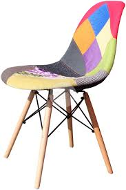 DSW Eames Chair Replica - Bright Patchwork Chair Timber Furniture ... Egg Chair By Kelly Swallow Upcycled Patchwork Upholstery Sable Ox Pink Kids Armchair Smarthomeideaswin Hippy Sofa Fniture Fabric Armchair Bespoke Chairs For Sale Colourful Allissias Attic Huhi India Design Imanada Original Ldon Made To Order Ancient Bedroom Velvet Material Pink Red Blue Green Patchwork Armchairs 28 Images Myakka Co Uk