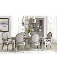 This Item Is Part Of The Elina Expandable Dining Furniture Collection Created For Macys