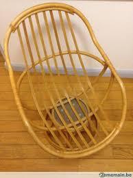 siege en rotin fauteuil siège en rotin osier vintage a vendre 2ememain be