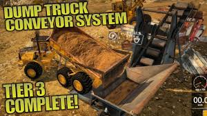 DUMP TRUCK CONVEYOR SYSTEM! | Gold Rush: The Game Let's Play ... Intertional 4300 Dump Truck Video Game Angle Youtube Gold Rush The Conveyors Loader Simulator Android Apps On Google Play A Dump Truck To The Urals For Spintires 2014 Hill Sim 2 F650 Mod Farming 17 Update Birthday Celebration Powerbar Giveaway Winners Driver 3d L V001 Spin Tires Download Game Mods Ets