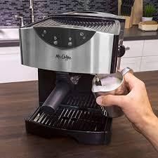 Mr Coffee ECMP50 O The Recipe