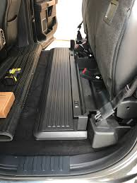 Under Seat Storage From '17 Super Duty - Ford F150 Forum ... Truck Under Seat Storage Diy Youtube Bestop Locking Under Seat Storage Box In Textured Black For 0710 2012 Gmc Sierra 1500 Bed Autopartswaycom Esp Accsories Labor Day Sale Tundratalknet Toyota Fathers Ttora Forum Lvadosierracom How To Build A Box Duha 20071 Underseat Gun Case F150 Supercab 092014 Safe And Safes Bunker Storagegun Safe Ford Community Of Tool Boxs B High Capacity Contractor Single Boxes At Logic 11 Yamaha Rhino Forumsnet