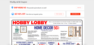 The Subtle Difference Between Coupons At Michaels And Hobby ... Hlobbycom 40 Coupon 2016 Hobby Lobby Weekly Ad Flyer January 20 26 2019 June Retail Roundup The Limited Bath Oh Hey Off Coupon Email Archive Lobby Half Off Coupon Columbus In Usa I Hate Hobby If Its Always 30 Then Not A Codes Up To Code Extra One Regular Priced App Active Deals Techsmith Coupons Promo Code Discounts 2018 8 Hot Saving Hacks Frugal Navy Wife