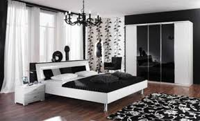 Black And White Bedroom Decor Ideas Of