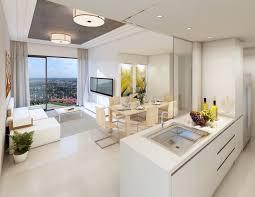 cuisine ouverte sur salle a manger cuisine ouverte sur salon en 40 nouvelles idées du moderne au rustique