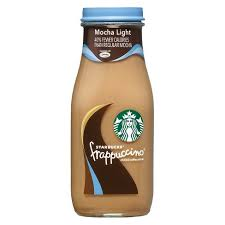 Starbucks Frappuccino Mocha Light