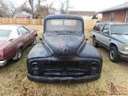 1952 International Pickup, Rat Rod Project