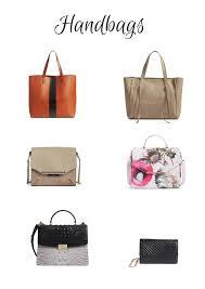 nordstrom anniversary sale 2017 curated favorites handbags