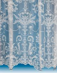 Blue Crushed Voile Curtains by Voile Net Curtains Uk Integralbook Com