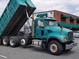 100 Mack Trucks Macungie USED 2007 MACK CV713 DUMP TRUCK FOR SALE 8744