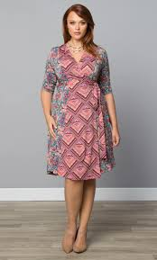 plus size dresses by kiyona collection