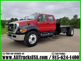 Ford F650 Flatbed Trucks For Sale ▷ Used Trucks On Buysellsearch