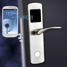 Convenient Electric Sensor Nfc Door Lock Buy Nfc Door Lock