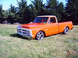 1972 Chevy, GMC Pick-up, Street Rod, Hot Rod
