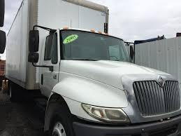 100 24 Box Truck 2005 INTERNATIONAL 4300 BOX TRUCK Cobra Sales Equipment