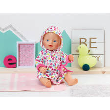 149 Doll Clothes For 43Cm Zapf Baby Born Doll Jumpsuit Suit Doll