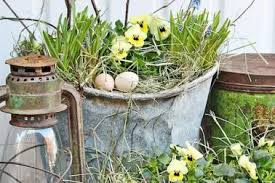20 Inspiring Spring Porch Dcor Idea Rustic Flower